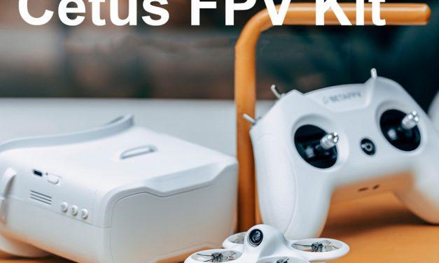 BetaFPV Cetus : présentation – le drone pour apprendre le FPV en intérieur en 2021 ?