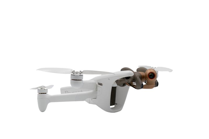 Caméra 48Mpx orientable de -90° à +90°
