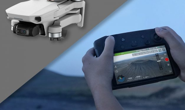 Mise à jour DJI Mini 2 : compatibilité DJI Smart Controller