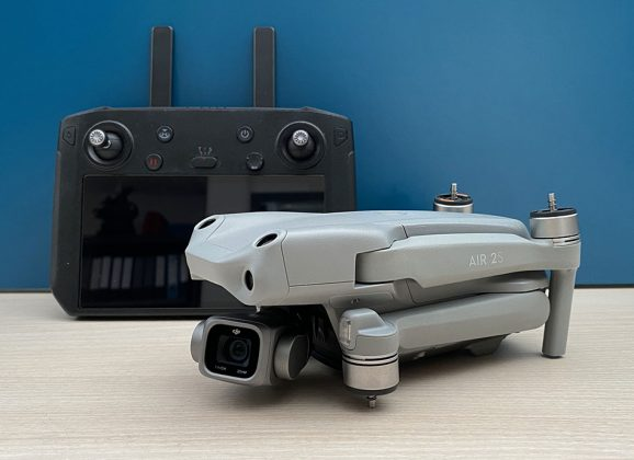 Tuto DJI Air 2S : appairage du DJI Smart Controller