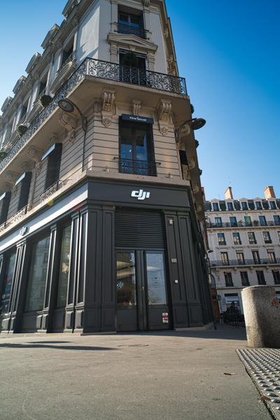 Magasin DJI Store Lyon
