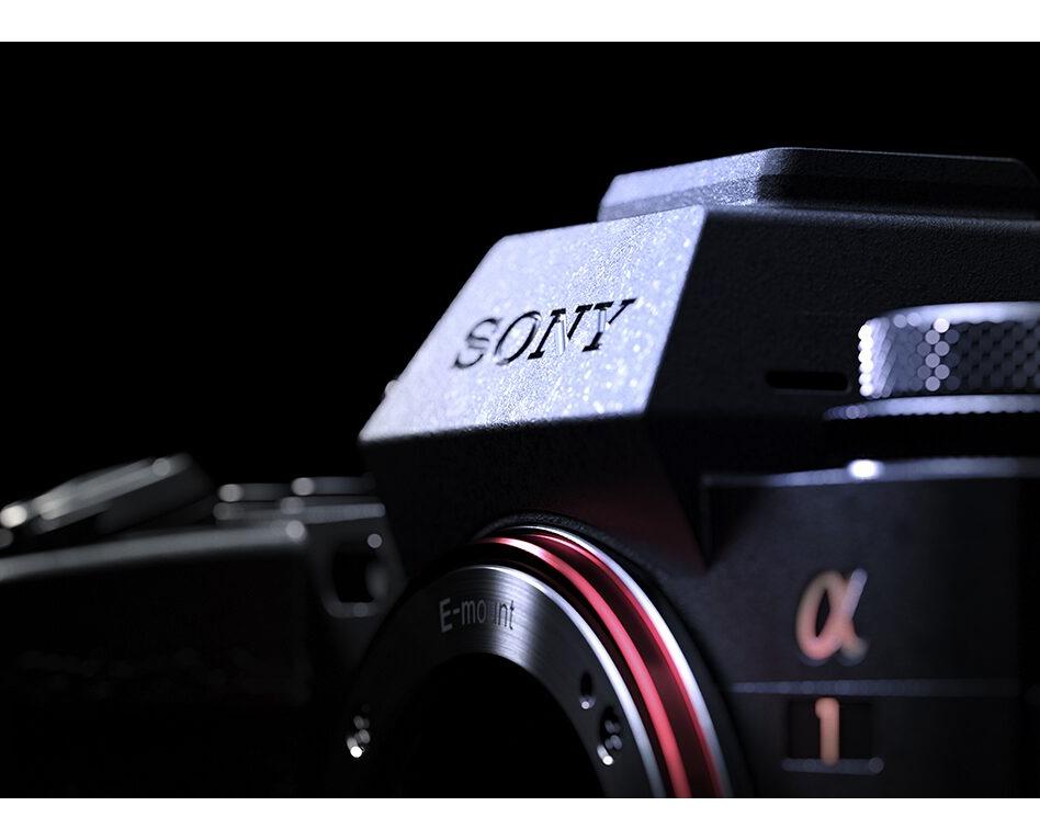 Mise à jour du Sony Alpha 1 version 1.10
