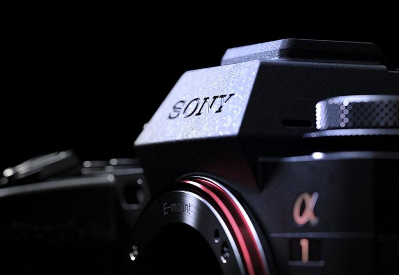 Mise à jour Sony Alpha 1