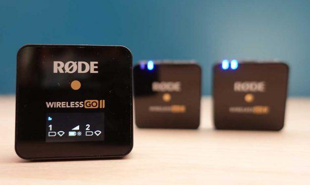 Notre test du RODE Wireless GO II