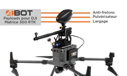 Les payloads des applications métiers pour le DJI M300 RTK par notre bureau d'études ABOT